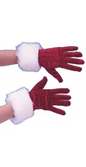 Miss Santa Gloves