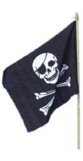 Flag Pirates Flag Smiffys