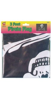 Smiffys Pirate Flag