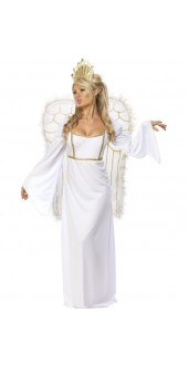 Deluxe Angel Costume