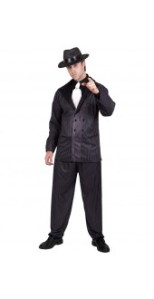 Adult Mens Gangster Suit