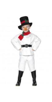 SnowMan Costume Smiffys