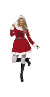 Miss Santa Christmas Costume