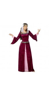 Maid Marion Fancy Dress Costume