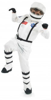 Child's Astronaut Spaceman Costume