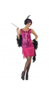 Ladies 1920s Fancy Dress Costume
