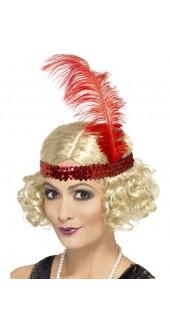 Ladies 1920s Charleston Wig