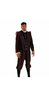 Tudor Earl Costume