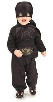 infant zorro fancy dress